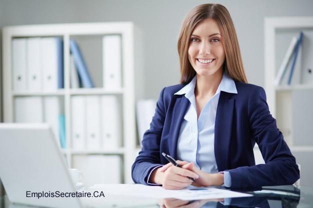 Description d'un emploi de secrétaire