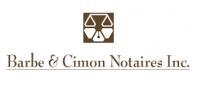 Emplois chez Barbe et Cimon, notaires Inc.