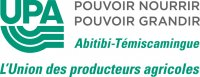 Emplois chez Fédération de l'UPA d'Abitibi-Témiscamingue
