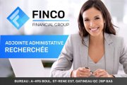 Emplois chez Finco Financial Group