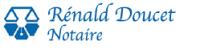 Rénald Doucet, notaire